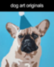 Click here for Modern Pet Portrait Gallery