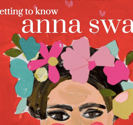 Q & A with Anna Swanson