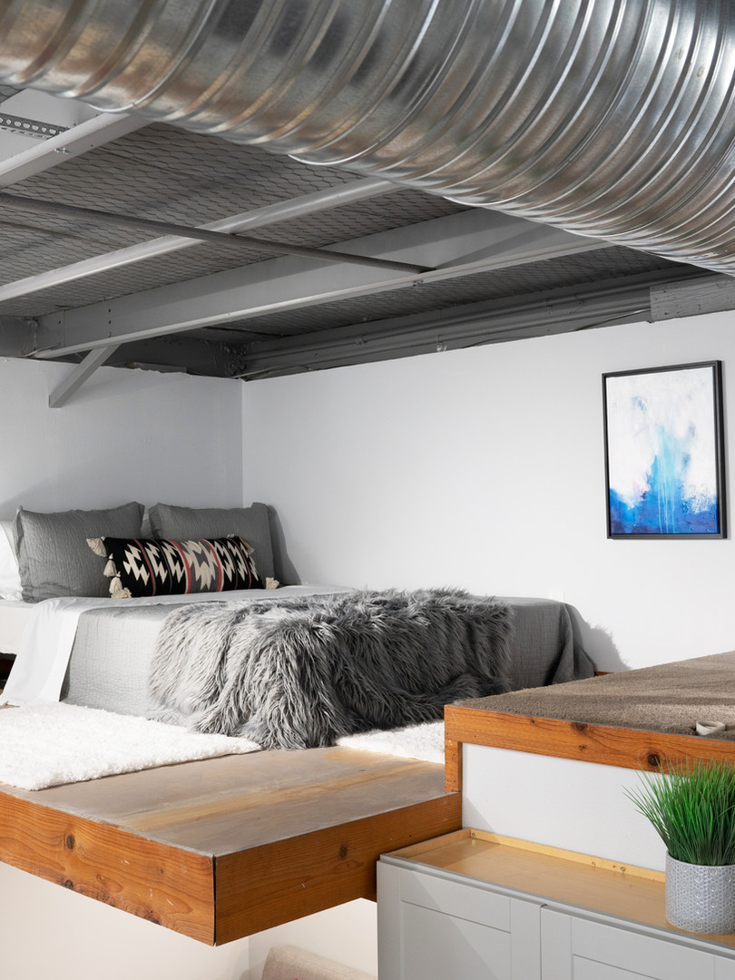 Loft Sleeping Area