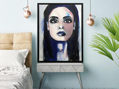 Works in Progress: Julie Ahmad's New Portrait Series