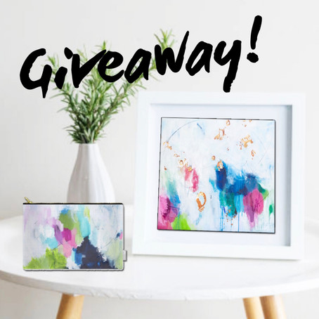 Print + Product Giveaway!
