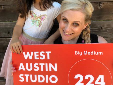 WEST Austin Studio Tour Weekend No.1