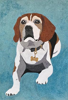 """""""Seamus"""" Beagle"""