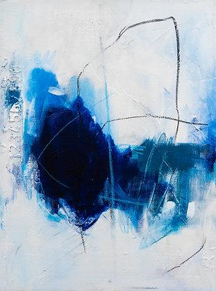 True Blue, Print
