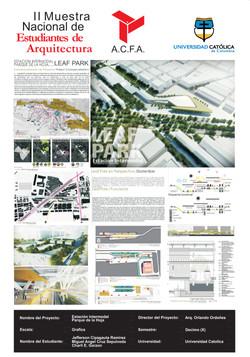 II Muestra Nacional de Arquitectura