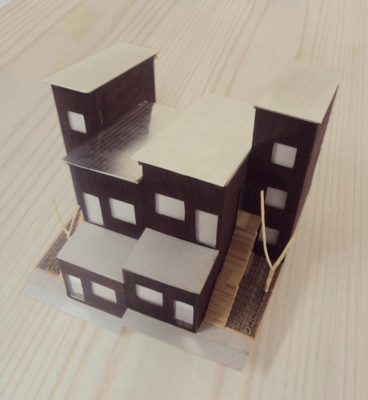 Eco Madera Housing
