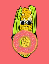 Donut Corn
