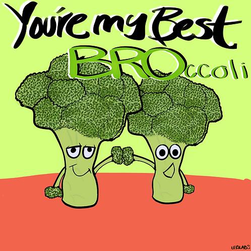 Bro—ccoli