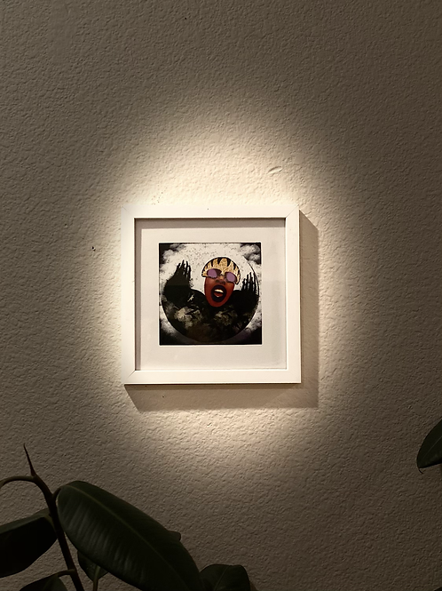 Missy Moon with Frame