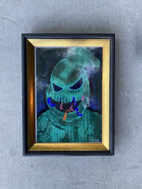 Oogie 5x7 Framed