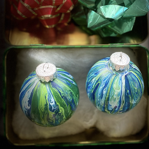 Earth Ornaments Four Pack