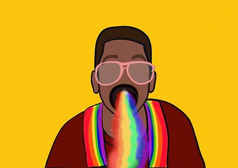 Rainbow Urkel