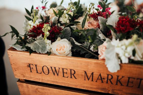 flower box detail