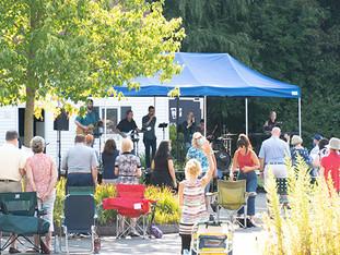 Creative Worship: churches find a way