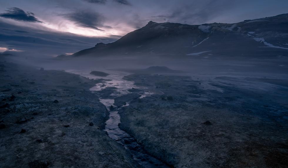 Namafjall, Geothermal