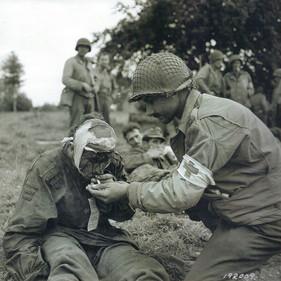 US Medic 1944