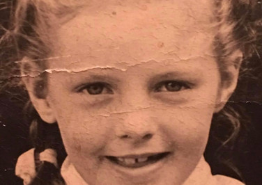 Shirley Ellery 9 years old