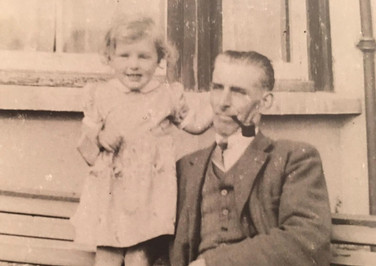 Mother and Great Grandfather