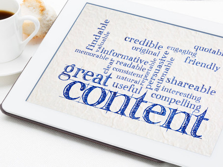 Here's The One Simple Reason Why A Content Marketing Strategy Will Create Success for Your Business!