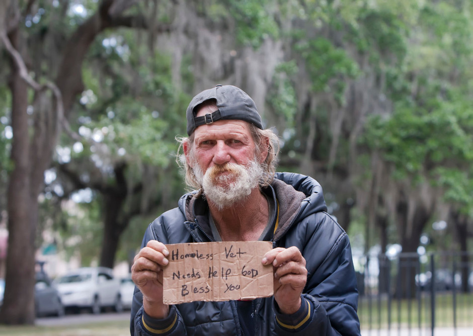 Homelessness Stats for January 2017