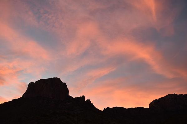 Big Bend Sunrise 2