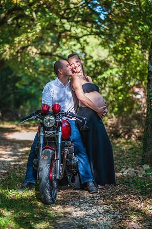 NL DOURY Photography - Pregnancy maternity photoshoot- Loiret - Paris - Seine et Marne - Yonne - Essonne