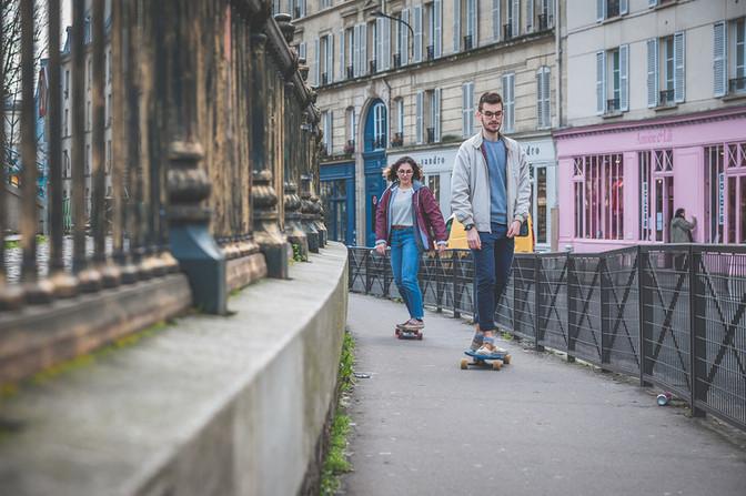 NL DOURY Photography - Couple photoshoot - Loiret - Paris - Seine et Marne - Yonne - Essonne