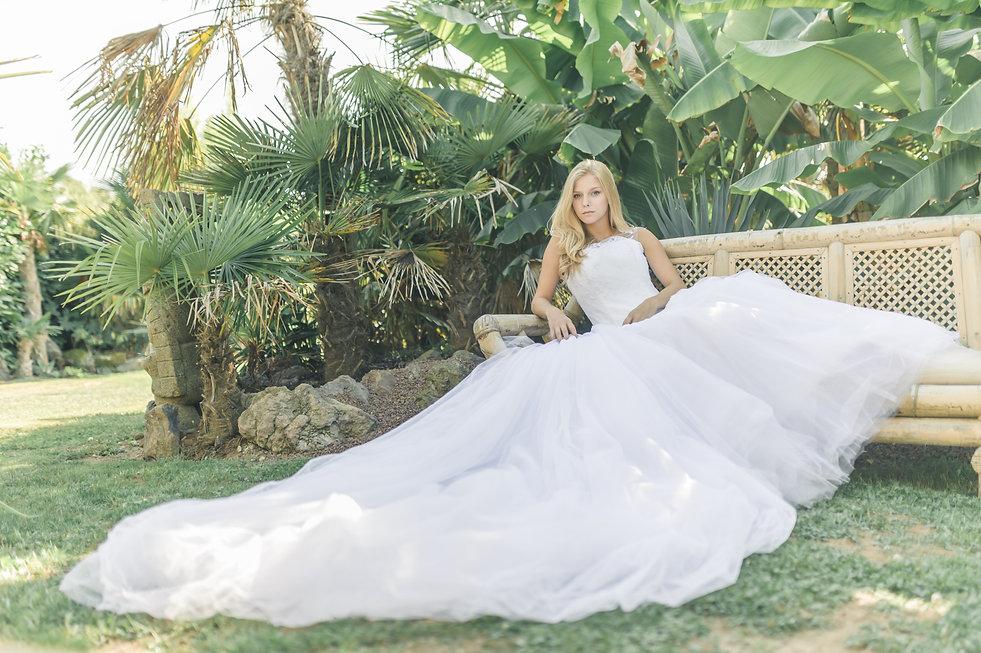 Destinations wedding - wedding dress