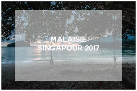 | VOYAGE - Malaisie et Singapour 2017 |