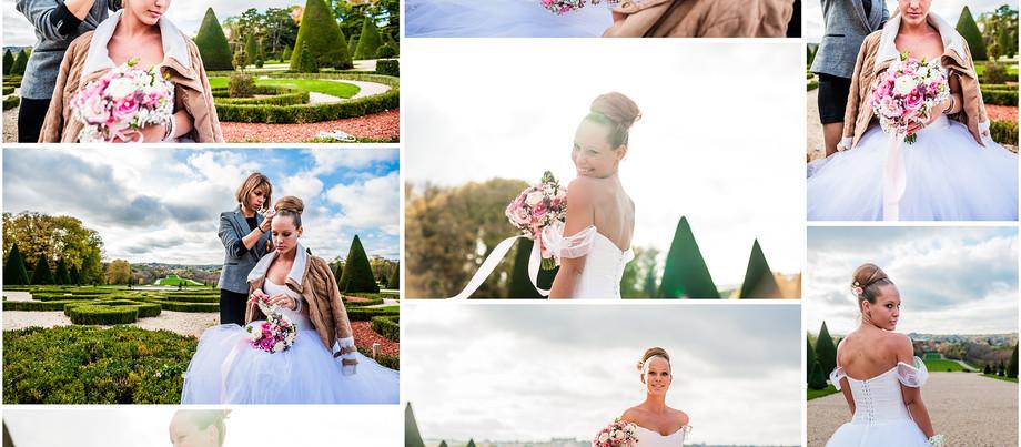 | Séance d'inspiration - Collaboration avec la Wedding Accademy |