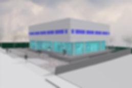 diseño de edificio comerical