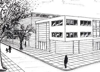 diseño edificio comerical