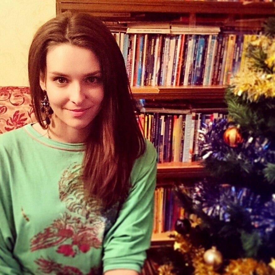 Элина Голубенкова