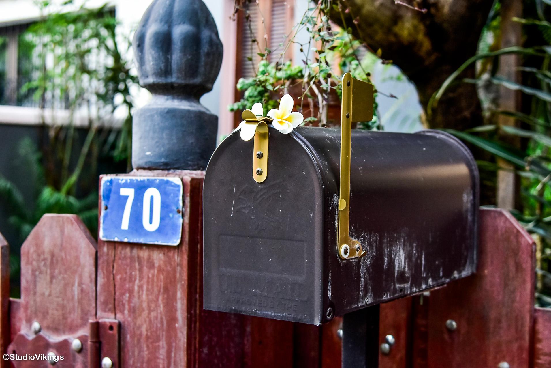 Nossa caixa de correios