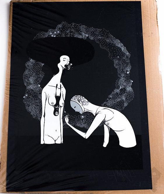 Herbert Baglione _ Aqui a Alma Não Faz Sombra no Chão