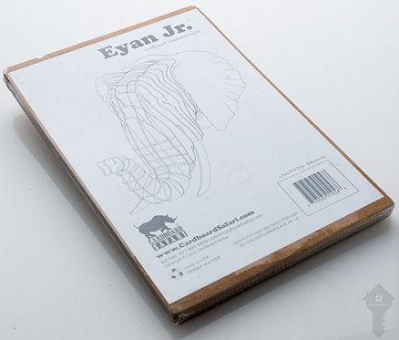 Eyan Cardboard Elephant Head