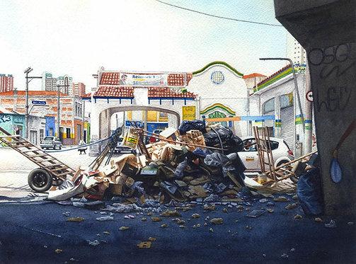 Marcelo Lopes _ Reciclagem no Gliceri