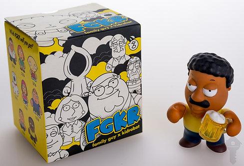 Kidrobot _ Family Guy - Cleveland