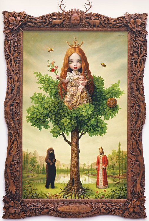 "Mark Ryden _ ""Tree of Life"""