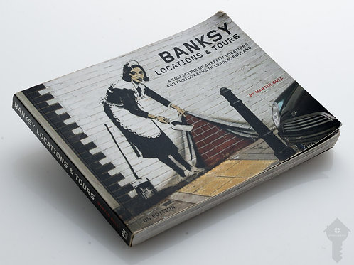 Banksy _ Locations & Tours