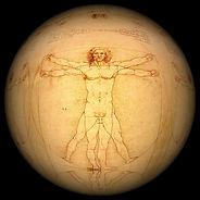 En Da Vinci ritning