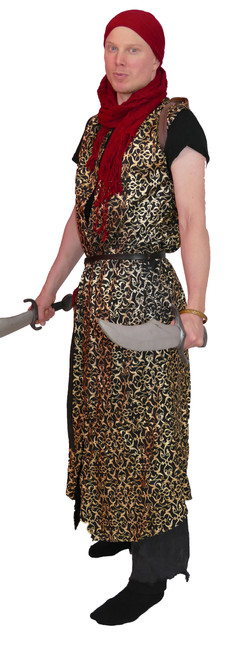 Male Orient Warrior 03
