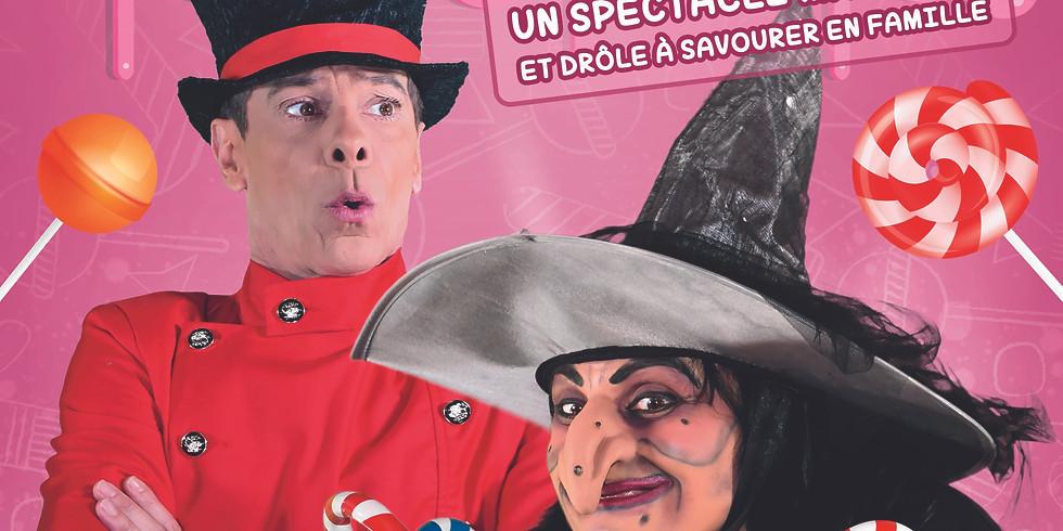 Arlequin & Valerie - Le Gardien des Bonbons