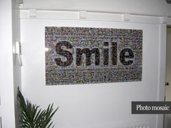 Your photos printed onto acrylic