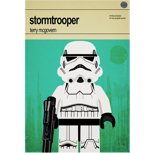Lego Star Wars - Stormtrooper - Photo Prints
