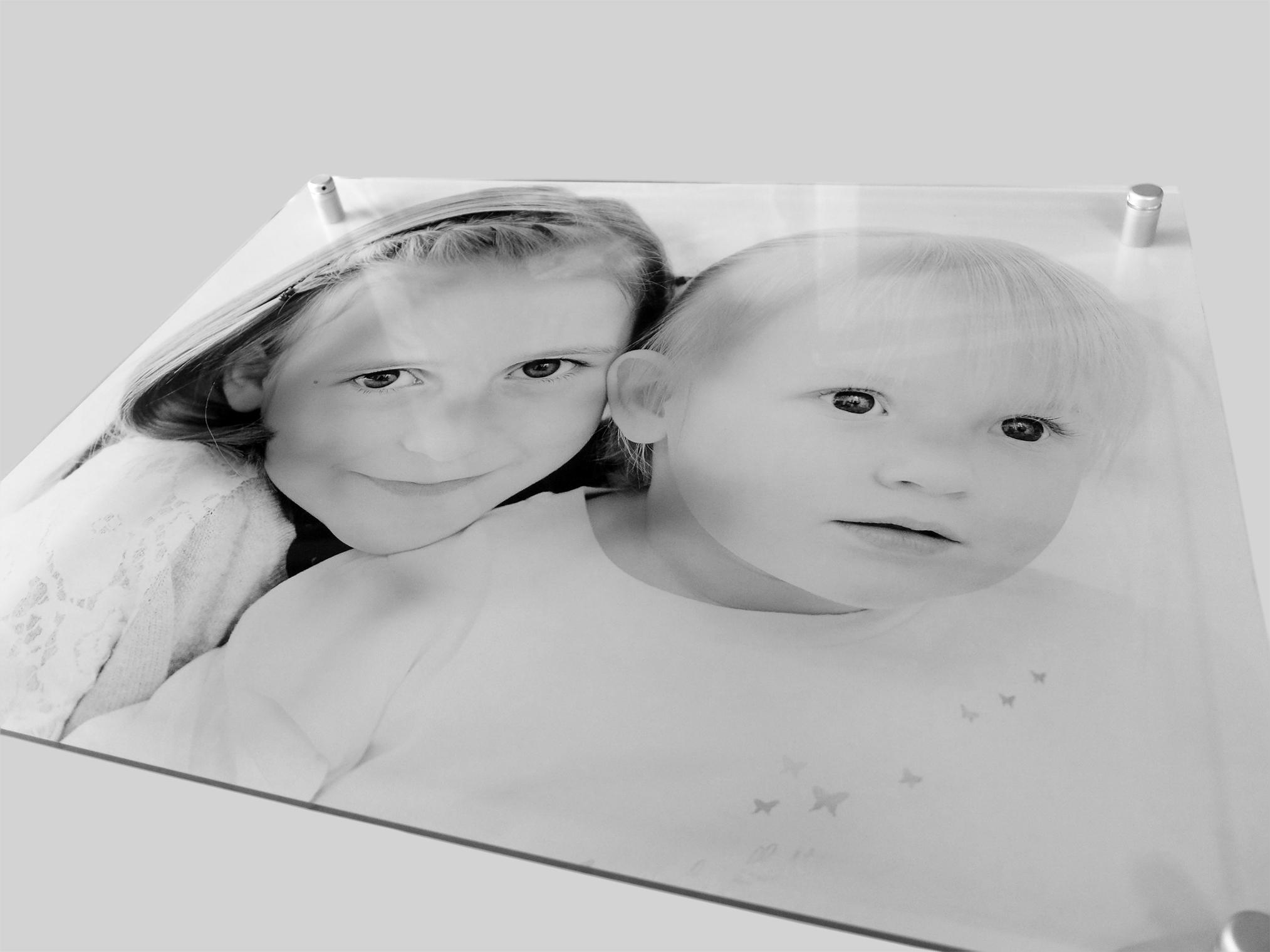 Your photo onto acrylic