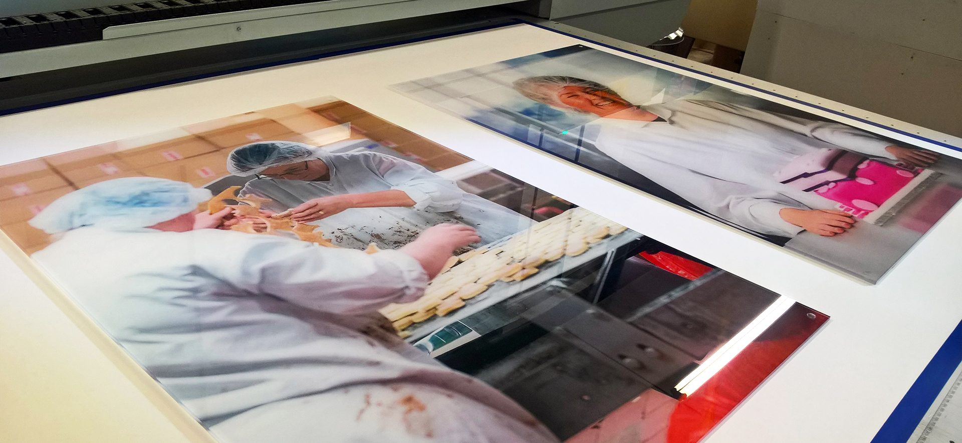Large Format Acrylic Printing