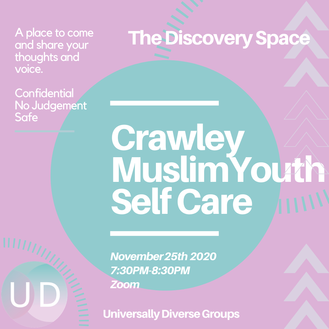 Muslim Youth Discovery Space