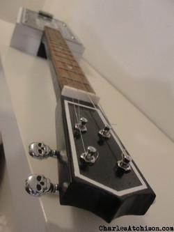 Harley Davidson Cigar Box Guitar