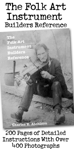 How to build a cigar box guitar and many other folk instruments